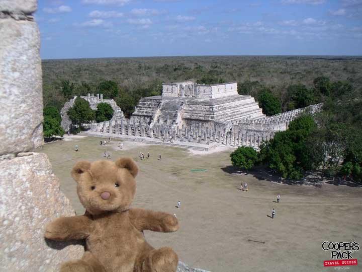 Rachel_Chichen-Itza-Mexico