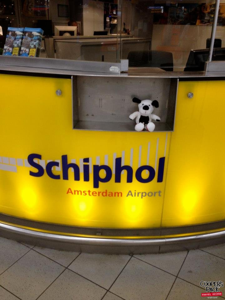 CoopersPack-Schiphol-Airport