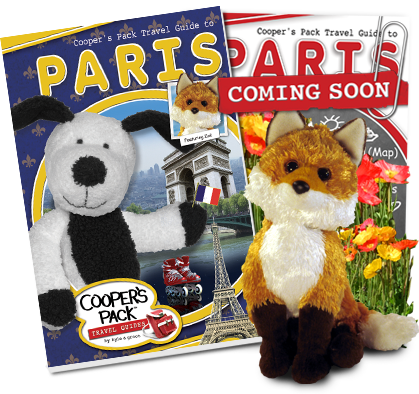 CoopersPack Paris Travel Guide