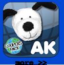 Cooper's Pack Interactive Children's Travel Guides - Alaska