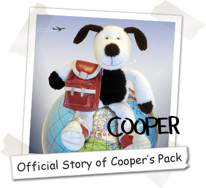 The Official Story of Cooper's Pack