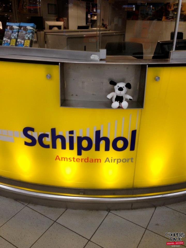 CoopersPack-Schiphol-Airport