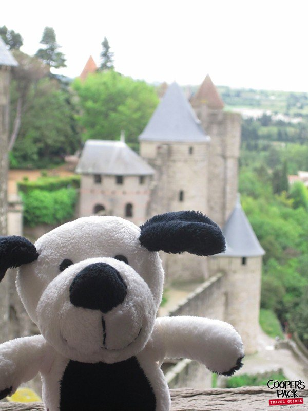 Cooper Was Here - Carcassone, France