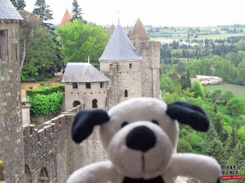 Cooper Was Here - Carcassone, France 2