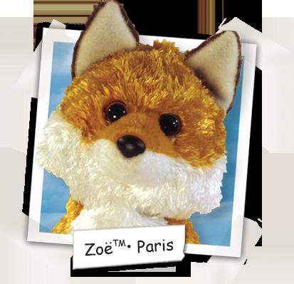 Zoe(TM) of Cooper's Pack