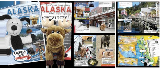 Cooper's Pack Travel Guides - Alaska Book