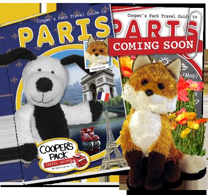 CoopersPack Paris Travel Guide