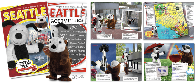Cooper's Pack Travel Guides - Seattle