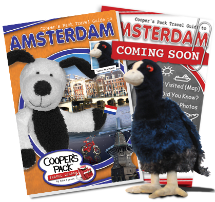 CoopersPack Amsterdam Travel Guide