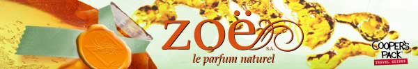 Zoe - le Parfum Naturel - Cooper's Pack Affiliate