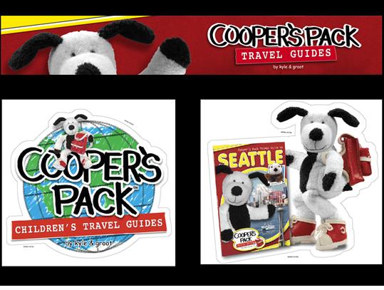 Cooper's Pack Display Signage