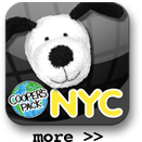 Cooper's Pack Interactive Children's Travel Guides - New York City