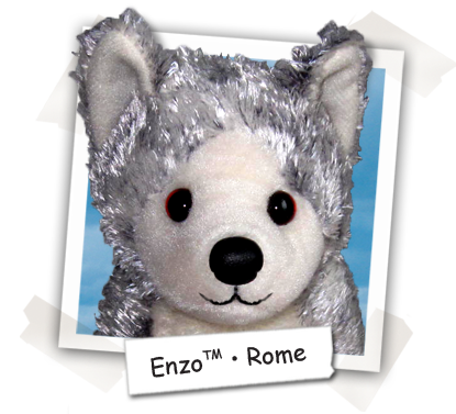 Enzo the Wolf - Cooper's Pack