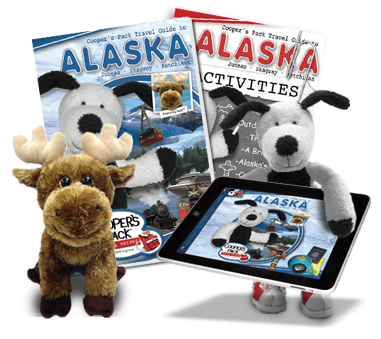 The fourth book in the Cooper's Pack series finds Cooper landing in Alaska