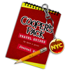 Cooper's Pack- Cooper's journal and NYC keychain